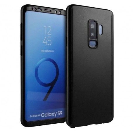 Husa 360 Protectie Totala Fata Spate pentru Samsung Galaxy S9, Neagra la pret imbatabile de 45,00lei , intra pe PrimeShop.ro.ro si convinge-te singur
