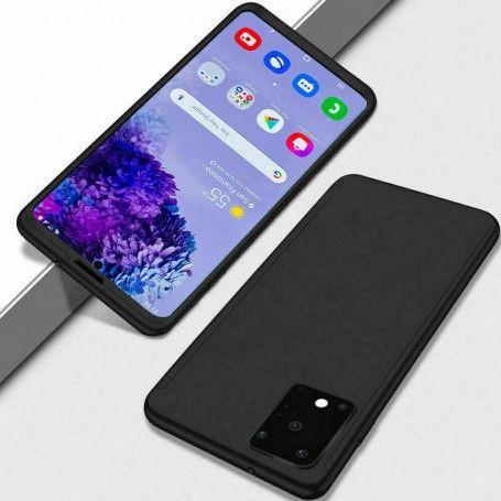 Husa 360 Protectie Totala Fata Spate pentru Samsung Galaxy A51, Neagra la pret imbatabile de 45,00lei , intra pe PrimeShop.ro.ro si convinge-te singur