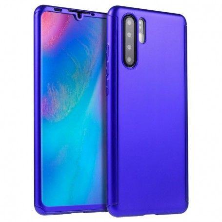 Husa 360 Protectie Totala Fata Spate pentru Huawei P30, Dark Blue la pret imbatabile de 45,00lei , intra pe PrimeShop.ro.ro si convinge-te singur