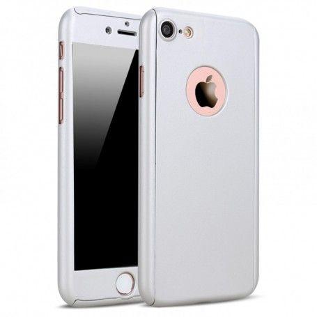 Husa 360 Protectie Totala Fata Spate pentru iPhone 5 / 5S / SE , Argintie la pret imbatabile de 38,99lei , intra pe PrimeShop.ro.ro si convinge-te singur