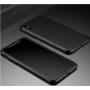 Husa 360 Protectie Totala Fata Spate pentru iPhone X / XS , Neagra