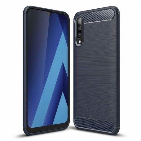 Husa Tpu Carbon pentru Samsung Galaxy A30s / A50 / A50s , Midnight Blue la pret imbatabile de 42,00LEI , intra pe PrimeShop.ro.ro si convinge-te singur