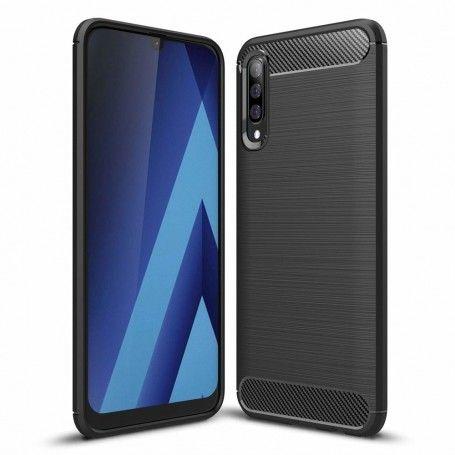 Husa Tpu Carbon pentru Samsung Galaxy A70 , Neagra la pret imbatabile de 25,00lei , intra pe PrimeShop.ro.ro si convinge-te singur