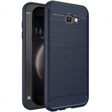 Husa Tpu Carbon pentru Samsung Galaxy A5 (2017) - A520 , Midnight Blue la pret imbatabile de 35,00lei , intra pe PrimeShop.ro.ro si convinge-te singur