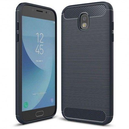 Husa Tpu Carbon pentru Samsung Galaxy J5 (2017), Midnight Blue la pret imbatabile de 29,00lei , intra pe PrimeShop.ro.ro si convinge-te singur