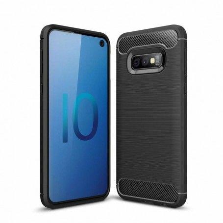Husa Tpu Carbon pentru Samsung Galaxy S10e, Neagra la pret imbatabile de 29,00lei , intra pe PrimeShop.ro.ro si convinge-te singur