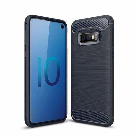 Husa Tpu Carbon pentru Samsung Galaxy S10e, Midnight Blue la pret imbatabile de 37,99lei , intra pe PrimeShop.ro.ro si convinge-te singur
