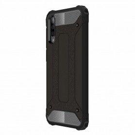Husa Tpu Hybrid Armor pentru Samsung Galaxy A30s / A50 / A50s , Neagra  - 1