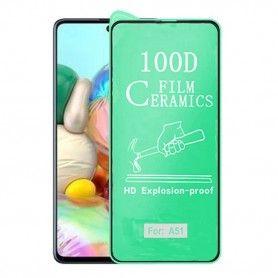 Folie Protectie Ecran pentru Samsung Galaxy A51 - Flexibila - Anti Shock, Case Friendly  - 1