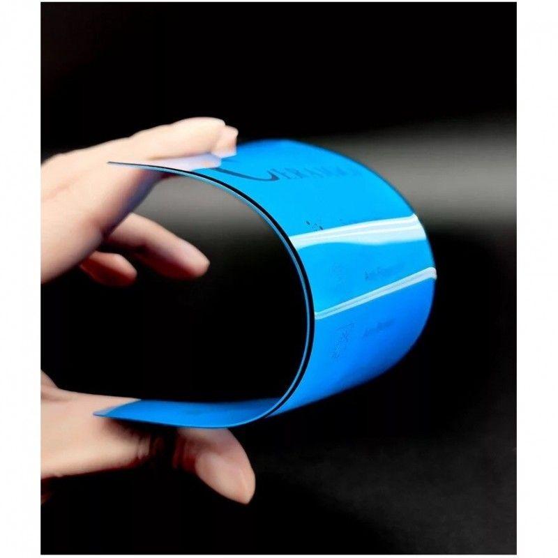Folie Protectie Ecran pentru Samsung Galaxy Note 10+ Plus - Flexibila - Anti Shock, Case Friendly - 2