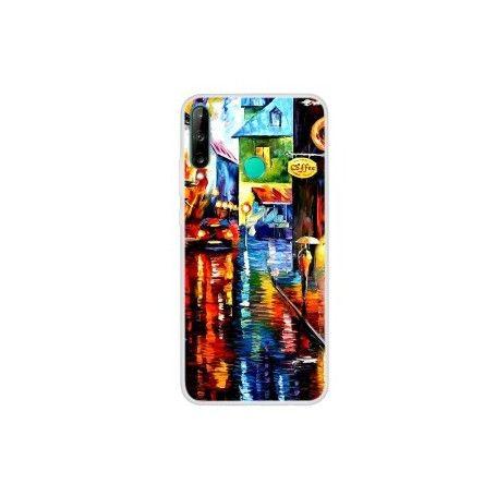 Husa Huawei P40 Lite E / Huawei Y7p - Tpu , Town Design la pret imbatabile de 39,99lei , intra pe PrimeShop.ro.ro si convinge-te singur
