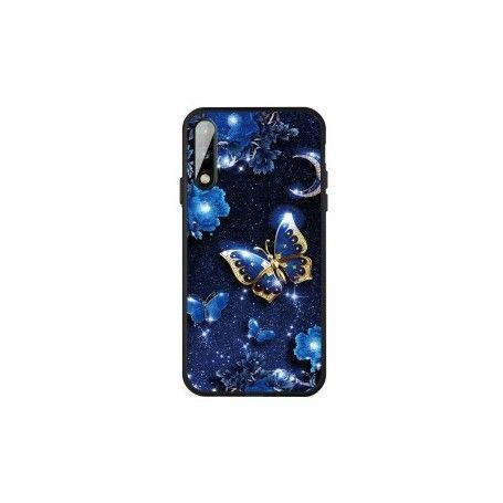 Husa Huawei P40 Lite E / Huawei Y7p - Tpu , Butterfly Design la pret imbatabile de 29,00lei , intra pe PrimeShop.ro.ro si convinge-te singur