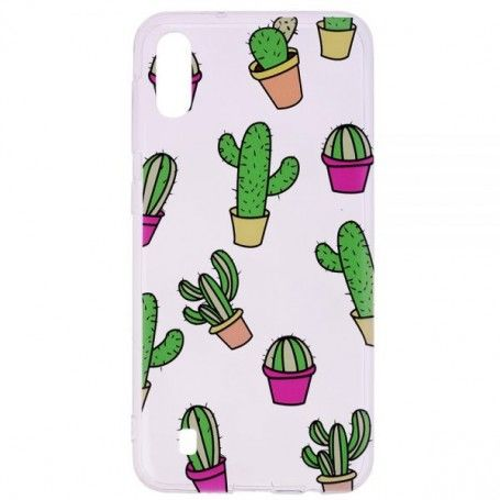 Husa Samsung A10 - Tpu , Cactus Design la pret imbatabile de 29,00lei , intra pe PrimeShop.ro.ro si convinge-te singur