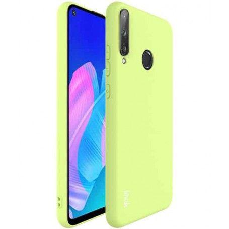 Husa Huawei P40 Lite E / Huawei Y7p - Imak Soft Silicon , Light Green la pret imbatabile de 39,00lei , intra pe PrimeShop.ro.ro si convinge-te singur