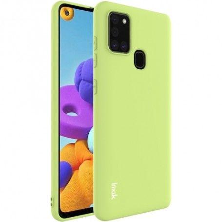 Husa Samsung Galaxy A21s - Imak Soft Silicon , Light Green la pret imbatabile de 39,99lei , intra pe PrimeShop.ro.ro si convinge-te singur