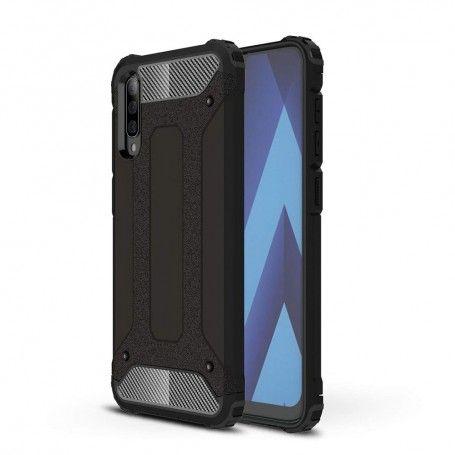 Husa Tpu Hybrid Armor pentru Samsung Galaxy A70 , Neagra la pret imbatabile de 29,00lei , intra pe PrimeShop.ro.ro si convinge-te singur