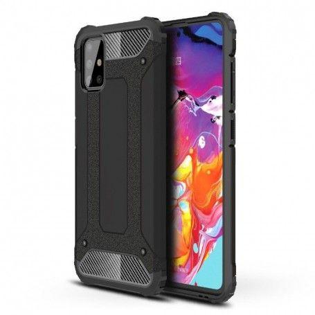 Husa Tpu Hybrid Armor pentru Samsung Galaxy A71 , Neagra la pret imbatabile de 35,00lei , intra pe PrimeShop.ro.ro si convinge-te singur