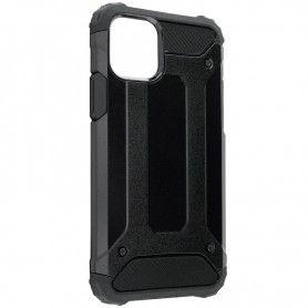 Husa Tpu Hybrid Armor pentru iPhone 11 XI , Neagra  - 1