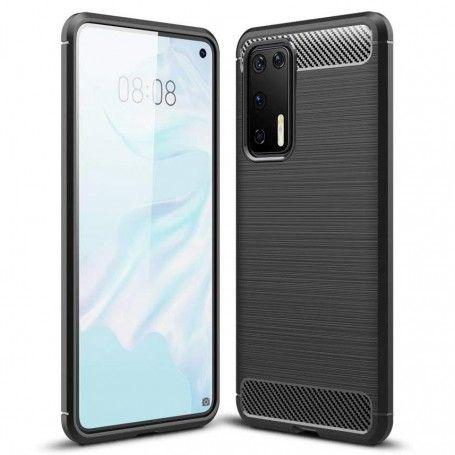 Husa Tpu Carbon Fibre pentru Huawei P40 Pro, Neagra la pret imbatabile de 29,00lei , intra pe PrimeShop.ro.ro si convinge-te singur