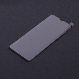 Folie Sticla Securizata pentru Huawei Mate 20 Pro, Full Screen 5D, Neagra  - 2