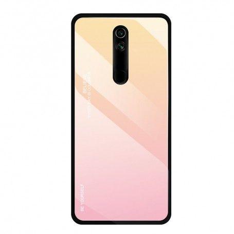 Husa Huawei Mate 20 Lite - Gradient Glass, Galben cu Roz la pret imbatabile de 35,99lei , intra pe PrimeShop.ro.ro si convinge-te singur
