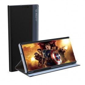 Husa pentru Samsung A10 - Flip Tip Carte Smart View Stand  - 1