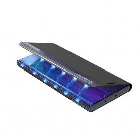 Husa pentru Samsung A10 - Flip Tip Carte Smart View Stand  - 3