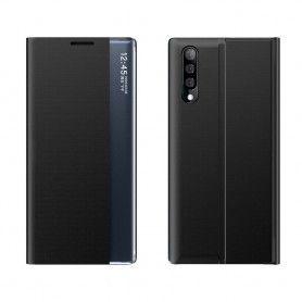 Husa pentru Samsung A10 - Flip Tip Carte Smart View Stand  - 4