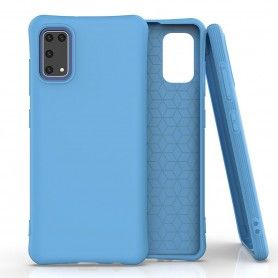 Husa Soft Silicon pentru Samsung Galaxy A41  - 1