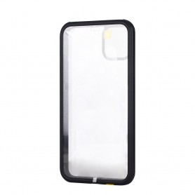 Husa iPhone 7 / 8 / SE 2 (2020) - Protectie 360 grade Prime cu Sticla fata + spate  - 2
