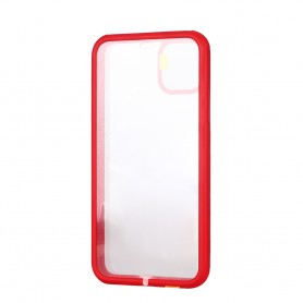 Husa iPhone 7 / 8 / SE 2 (2020) - Protectie 360 grade Prime cu Sticla fata + spate  - 3