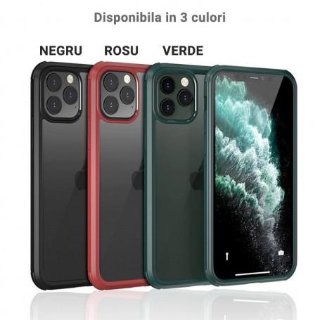 Husa iPhone 7 / 8 / SE 2 (2020) - Protectie 360 grade Prime cu Sticla fata + spate la pret imbatabile de 99,00lei , intra pe PrimeShop.ro.ro si convinge-te singur