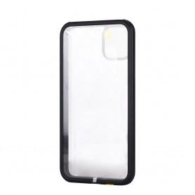 Husa iPhone X / XS - Protectie 360 grade Prime cu Sticla fata + spate  - 2