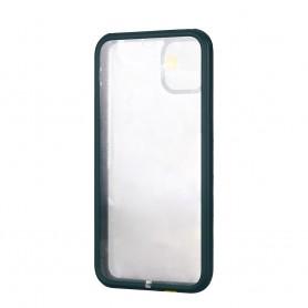 Husa iPhone X / XS - Protectie 360 grade Prime cu Sticla fata + spate  - 4