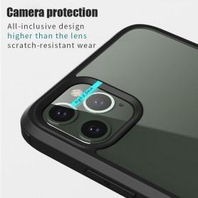 Husa iPhone X / XS - Protectie 360 grade Prime cu Sticla fata + spate  - 10
