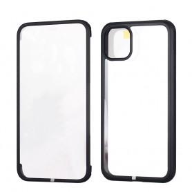 Husa iPhone X / XS - Protectie 360 grade Prime cu Sticla fata + spate  - 5