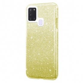 Husa Samsung Galaxy A21s - Tpu cu Sclipici  - 3