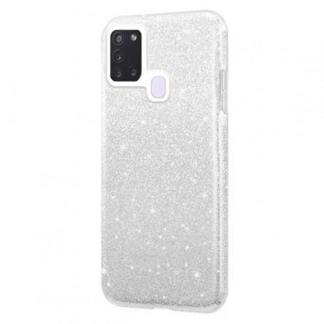 Husa Samsung Galaxy A21s - Tpu cu Sclipici la pret imbatabile de 36,99lei , intra pe PrimeShop.ro.ro si convinge-te singur