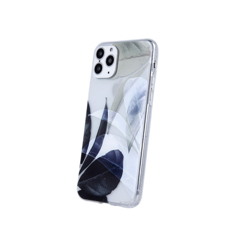 Husa Samsung Galaxy A21s - Tpu Design Trendy Blossom  - 1