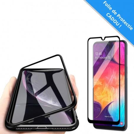 Set: Husa Samsung Galaxy A10 - Magnetica Neagra + Folie de protectie ecran Cadou la pret imbatabile de 59,00lei , intra pe PrimeShop.ro.ro si convinge-te singur