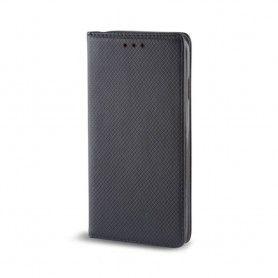 Husa Xiaomi Redmi Note 8 Pro, Tip Carte Smart Magnet  - 1