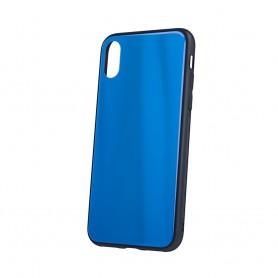 Husa Huawei P Smart (2019) - Aurora Glass, Dark Blue  - 2