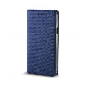 Husa Huawei P20 Lite , Tip Carte Smart Magnet  - 4