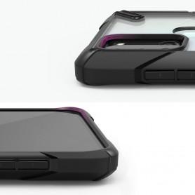 Husa Samsung Galaxy A21s - Ringke Fusion X, Neagra Ringke - 4