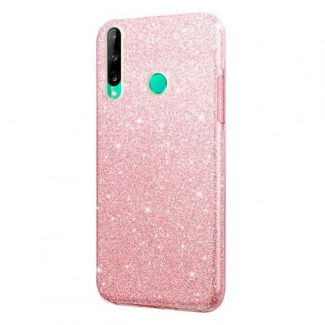 Husa Huawei P Smart Pro - Tpu cu Sclipici la pret imbatabile de 36,99lei , intra pe PrimeShop.ro.ro si convinge-te singur