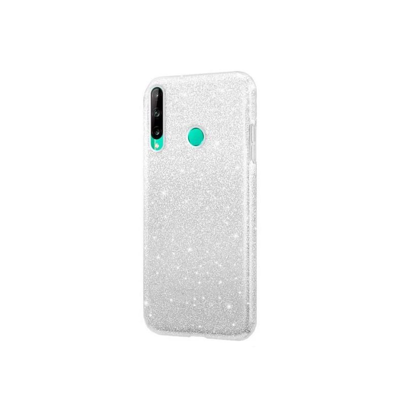 Husa Huawei P40 Lite E / Huawei Y7p - Tpu cu Sclipici  - 5