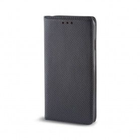 Husa Xiaomi Redmi Note 9, Tip Carte Smart Magnet  - 1