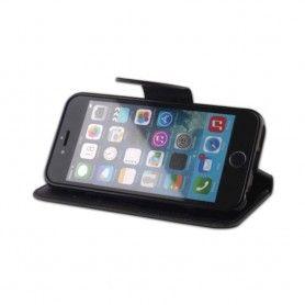 Husa Flip tip Carte Fancy pentru iPhone 5 / iPhone 5s / iPhone SE  - 7