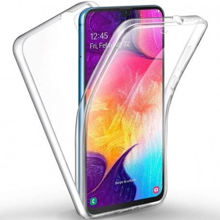 Husa Samsung Galaxy A51 - Silicon Tpu Full 360 ( Fata+Spate) , transparenta la pret imbatabile de 39,00lei , intra pe PrimeShop.ro.ro si convinge-te singur