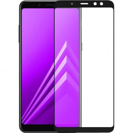 Folie Protectie Ecran pentru Samsung Galaxy A6+ Plus (2018) , Sticla securizata, Neagra la pret imbatabile de 34,00lei , intra pe PrimeShop.ro.ro si convinge-te singur